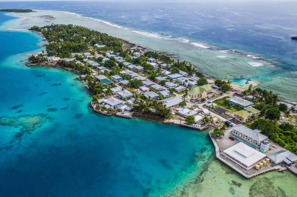 The tiny Pacific archipelago of Tokelau